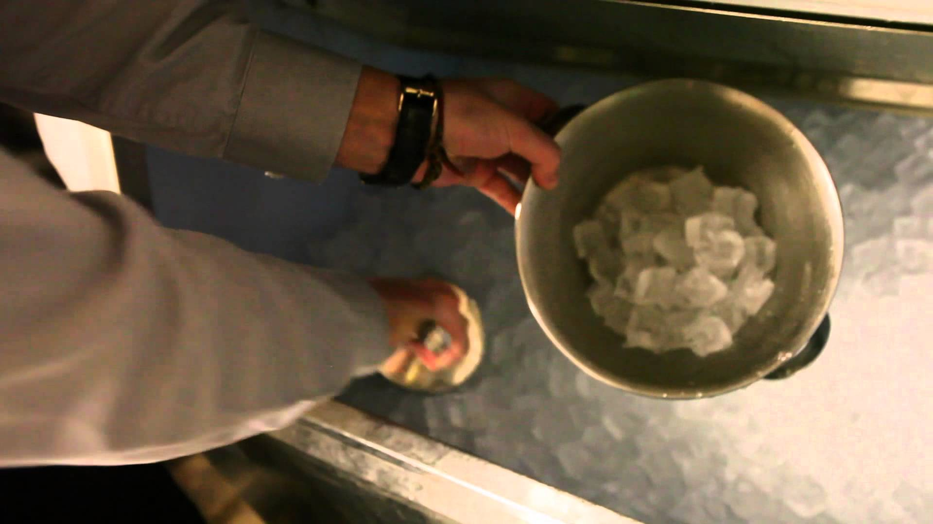 Scotsman Ice Machine at The Hoste, Burnham Market, Norfolk