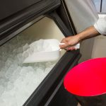 Hubbard's Scotsman MXG is perfect for Hotels' Christmas ice needs