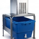 Scotsman MF57 ice maker with CartRBC500