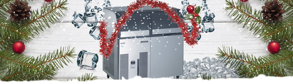 Is your icemaker ready for Christmas?