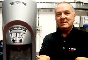 Mark Stebbings of Hubbard Systems