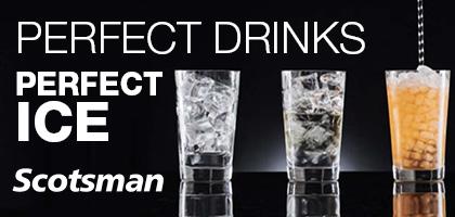 Scotsman Perfect Drinks Perfect Ice