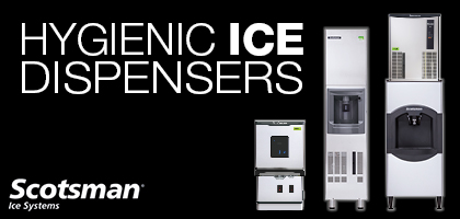 Hygienic Ice Dispensers