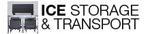 Ice Storage Bins & Transport