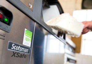 Scotsman XSafe Flaked Ice Machine
