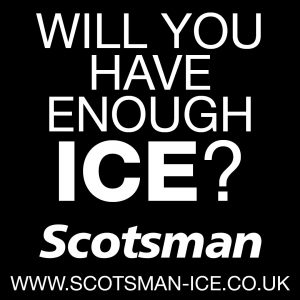 Will you have enough ice?